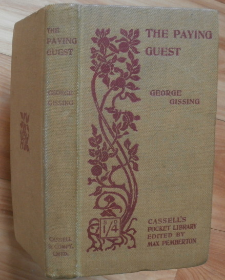 THE PAYING GUEST. George Gissing.