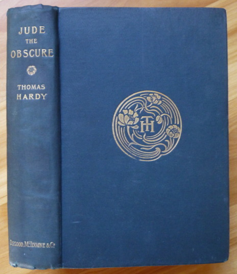 JUDE THE OBSCURE. Thomas Hardy.
