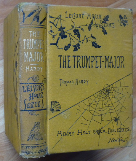 THE TRUMPET-MAJOR. Thomas Hardy.