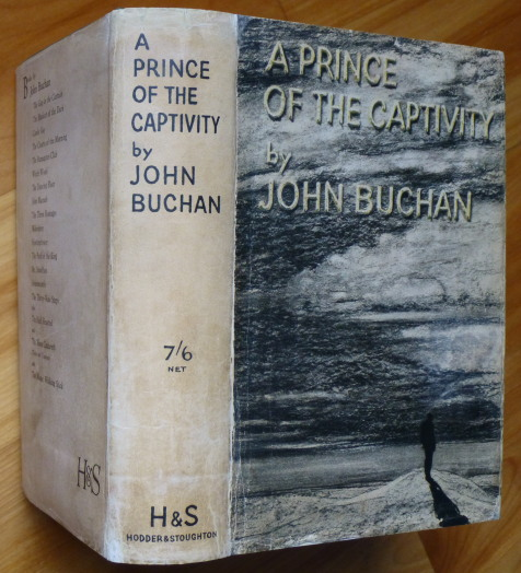 A PRINCE OF THE CAPTIVITY. John Buchan.