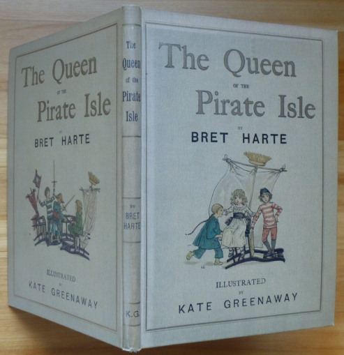 THE QUEEN OF THE PIRATE ISLE. Bret Harte.