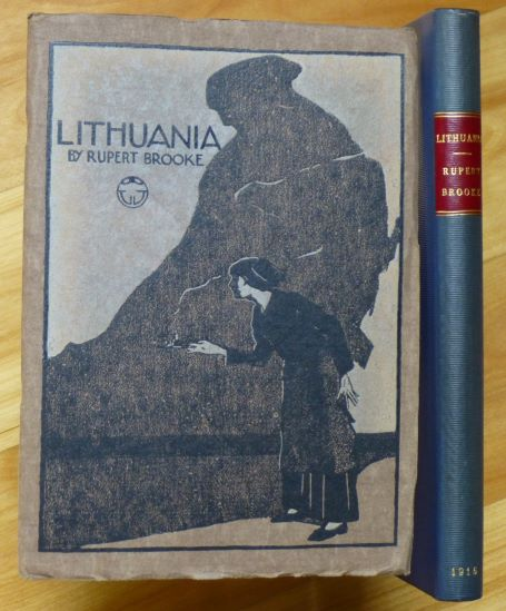LITHUANIA. A Drama in one act. Rupert Brooke.