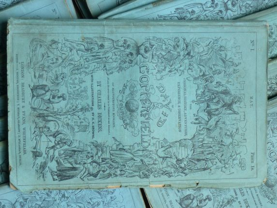 The Personal History... of DAVID COPPERFIELD. Charles Dickens.