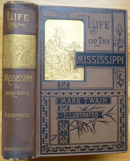 LIFE ON THE MISSISSIPPI. Mark Twain.