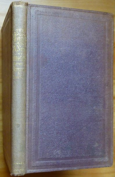 THE MOONSTONE. A Novel. Wilkie Collins.