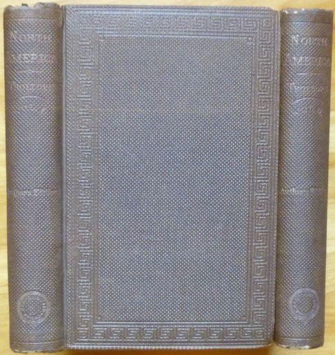 NORTH AMERICA. [In Two Volumes.]. Anthony Trollope.