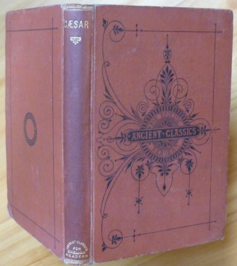 THE COMMENTARIES OF CAESAR. Anthony Trollope.