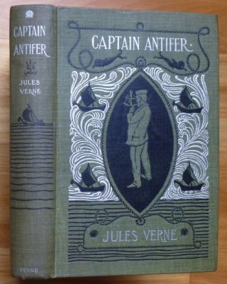 CAPTAIN ANTIFER. Jules Verne