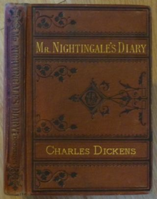 MR. NIGHTINGALE'S DIARY: