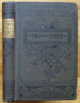 TWO ON A TOWER. Thomas Hardy.