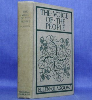 THE VOICE OF THE PEOPLE. Ellen Glasgow