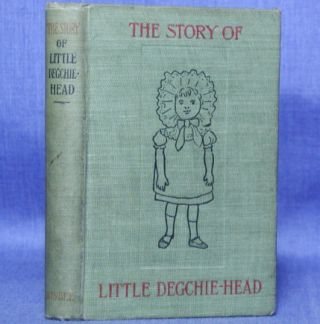 LITTLE DEGCHIE-HEAD. Helen Bannerman