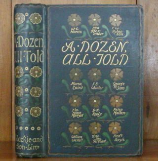 A DOZEN ALL TOLD. G. A. Henty