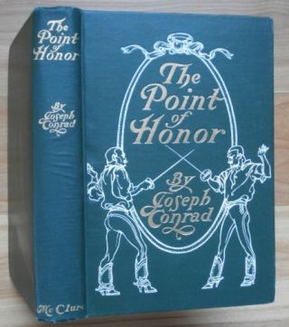 THE POINT OF HONOR. Joseph Conrad