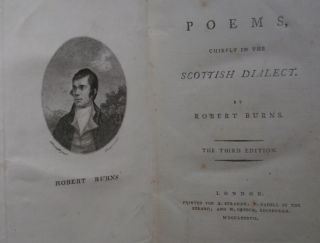 POEMS, Chiefly in the Scottish Dialect.