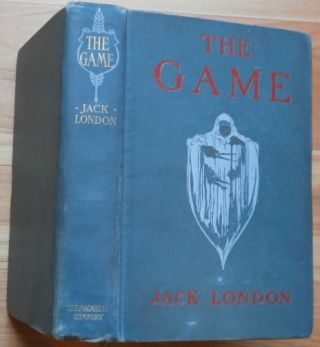 THE GAME. Jack London