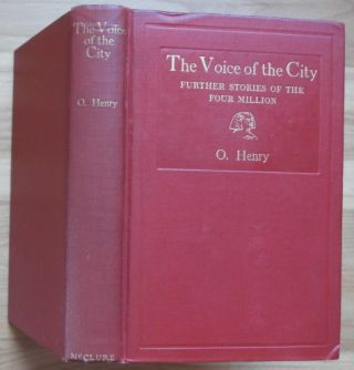 THE VOICE OF THE CITY. O. Henry, William Sydney Porter.