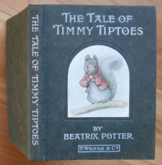 THE TALE OF TIMMY TIPTOES. Beatrix Potter
