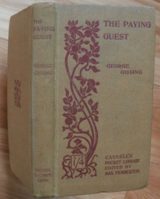 THE PAYING GUEST. George Gissing