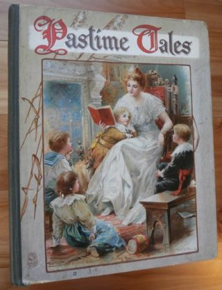"""Little Mistress Valentia"" -- in Nister's PASTIME TALES."