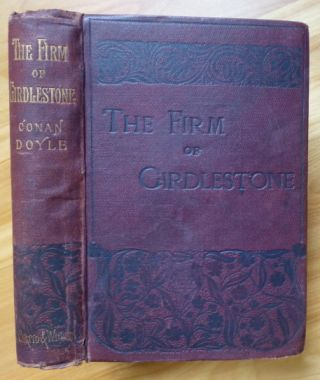 THE FIRM OF GIRDLESTONE. A. Conan Doyle.