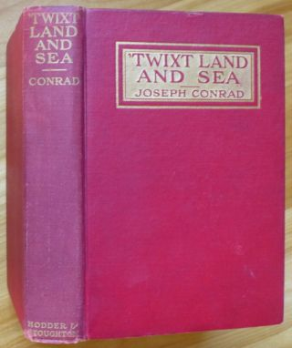 'TWIXT LAND AND SEA.