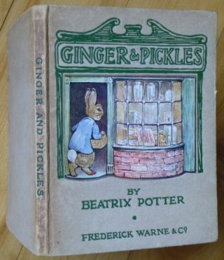 GINGER & PICKLES. Beatrix Potter.