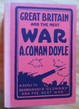GREAT BRITAIN AND THE NEXT WAR.