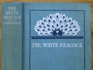 THE WHITE PEACOCK.