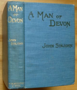 A MAN OF DEVON. John Galsworthy.