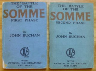 THE BATTLE OF THE SOMME. [First and Second Phases.]
