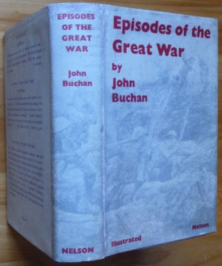 EPISODES OF THE GREAT WAR.