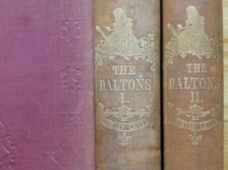 THE DALTONS. Or Three Roads in Life.