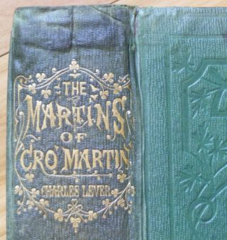 THE MARTINS OF CRO' MARTIN.