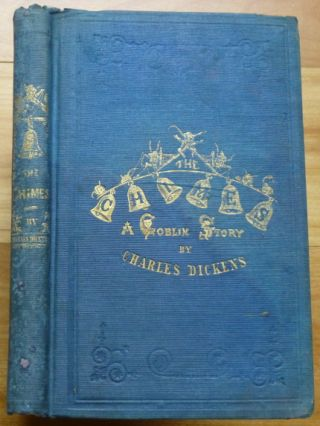 THE CHIMES:. Charles Dickens