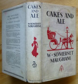 CAKES AND ALE. Or The Skeleton in the Cupboard.