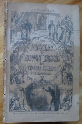 THE MYSTERY OF EDWIN DROOD. Charles Dickens