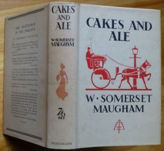 CAKES AND ALE.