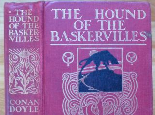 THE HOUND OF THE BASKERVILLES.
