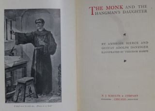 THE MONK AND THE HANGMAN'S DAUGHTER.