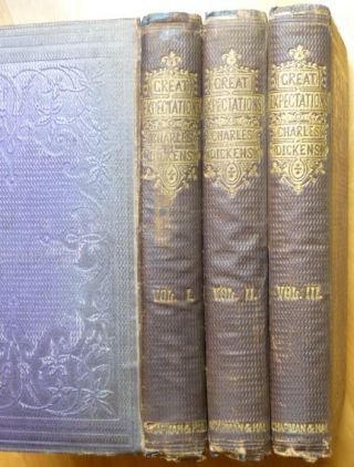 GREAT EXPECTATIONS. In Three Volumes.