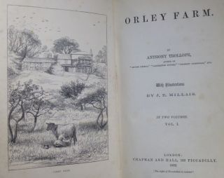 ORLEY FARM. In Two Volumes.