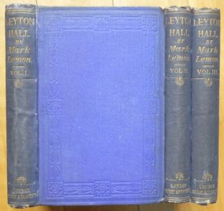 LEYTON HALL, and Other Tales. In Three Volumes.