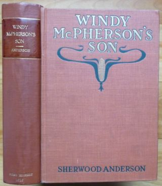 WINDY McPHERSON'S SON. Sherwood Anderson
