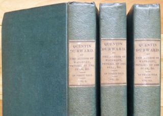 QUENTIN DURWARD. In Three Volumes. Walter Scott