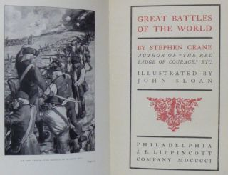 GREAT BATTLES OF THE WORLD.