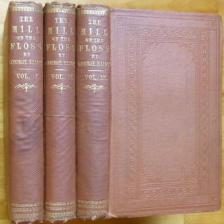 THE MILL ON THE FLOSS. In Three Volumes.