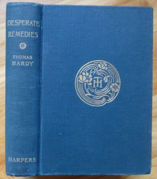 DESPERATE REMEDIES. Thomas Hardy